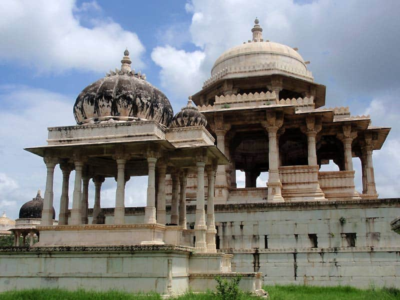 Ahar templet i Udaipur