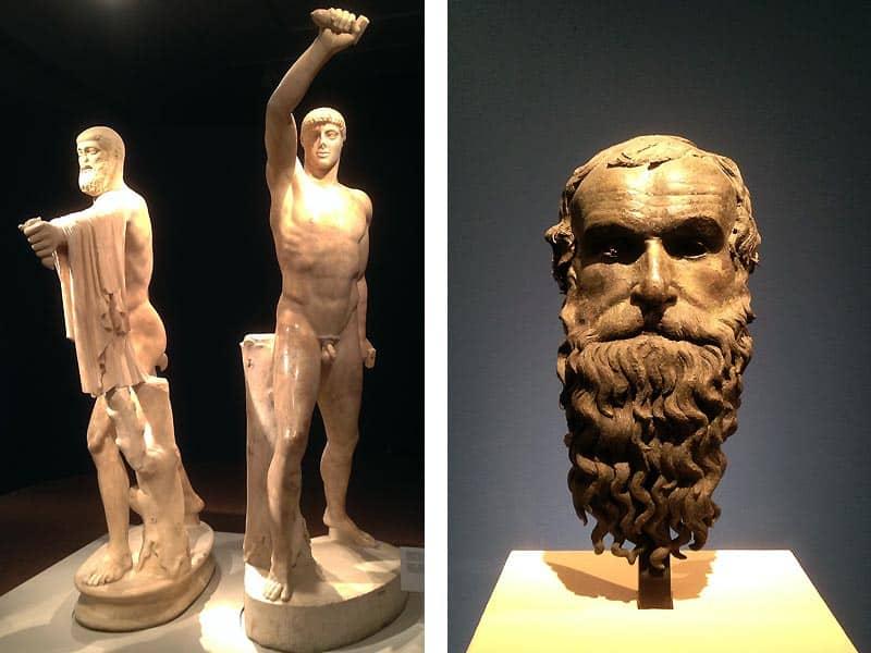 Arkæologisk Museum i Athen.