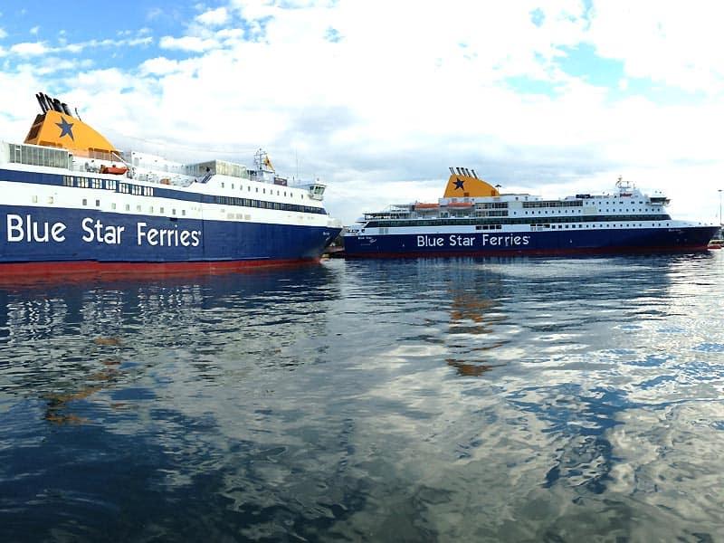 Det er spændende at tage ud til Piræus, Athens havneområde.