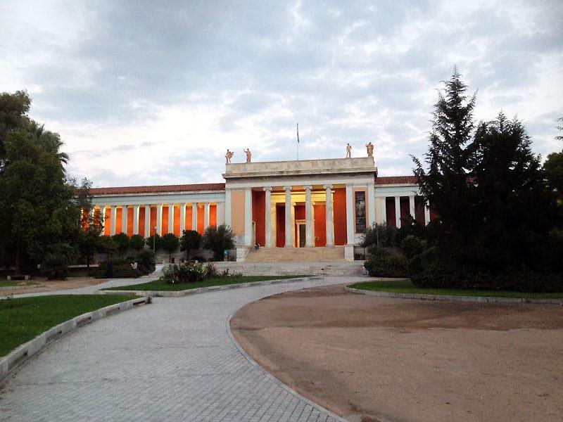 Det Arkæologiske Museum i Athen er et rigtig spændende sted at aflægge et besøg.