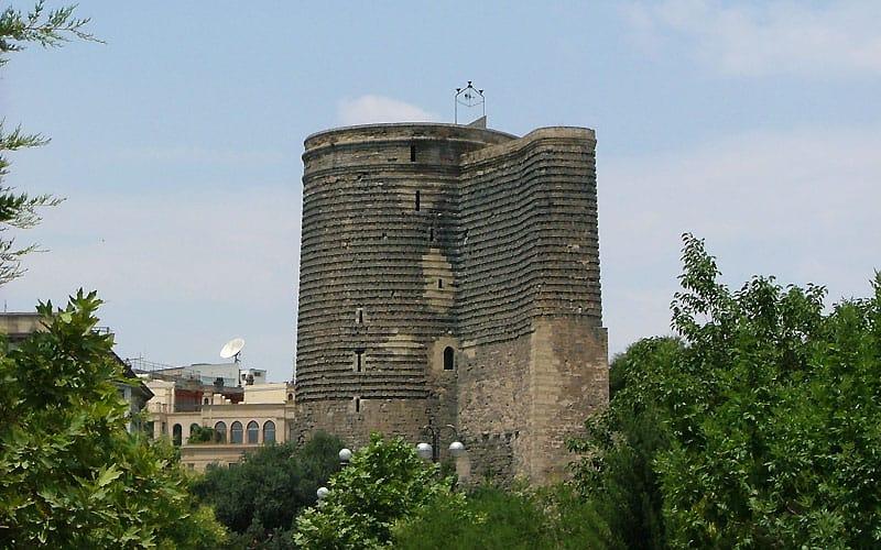 Jomfrutårnet i Baku