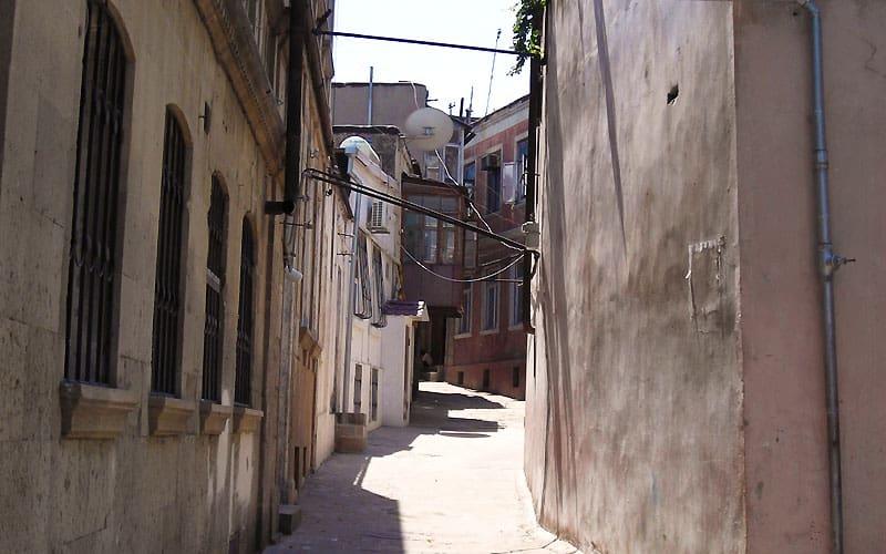 Smal gyde i Baku