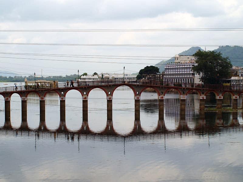 Bro i Udaipur