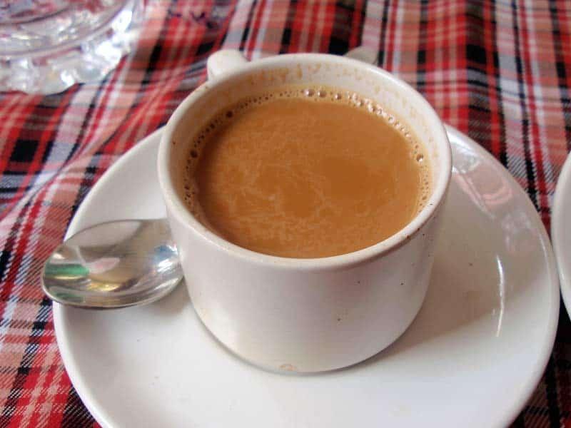 Chai te i Udaipur
