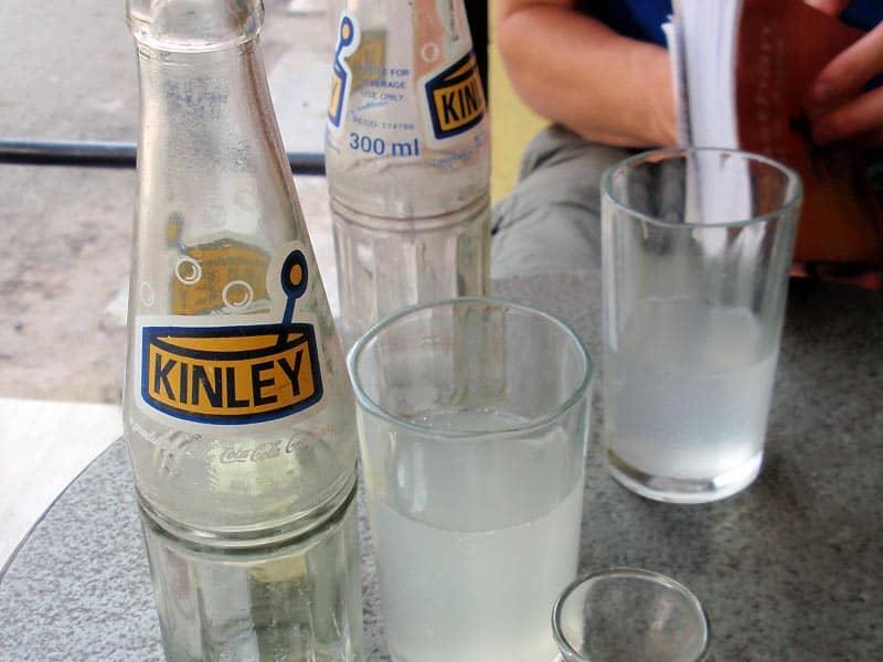 Lemon soda i Udaipur