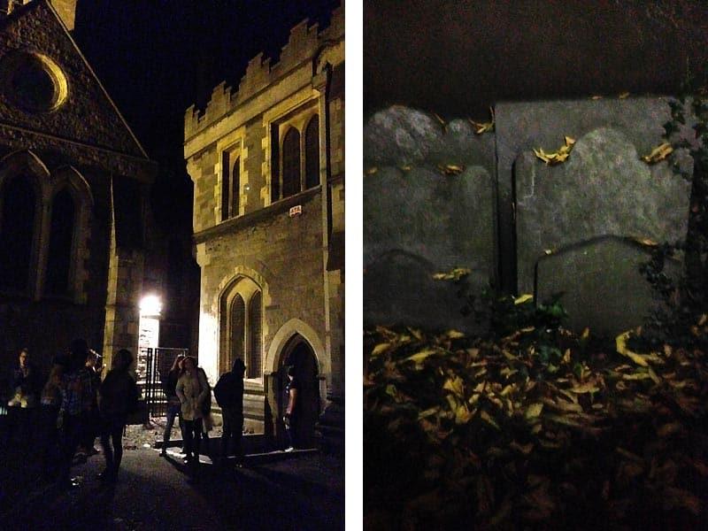 På spøgelsestur i Dublin