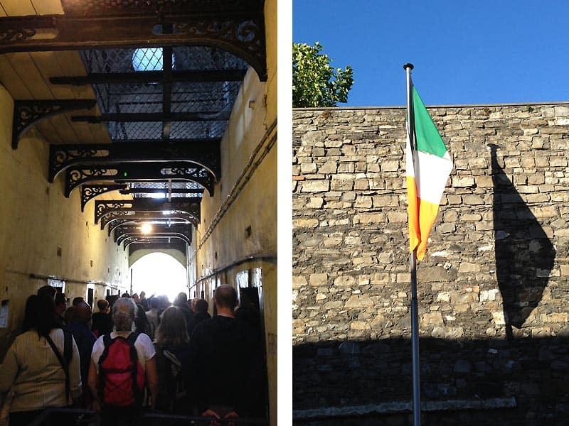 Kilmainham Gaol i Dublin