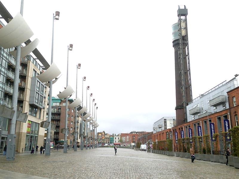 Smithfield Square i Dublin