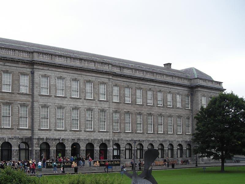 Trinity College i Dublin