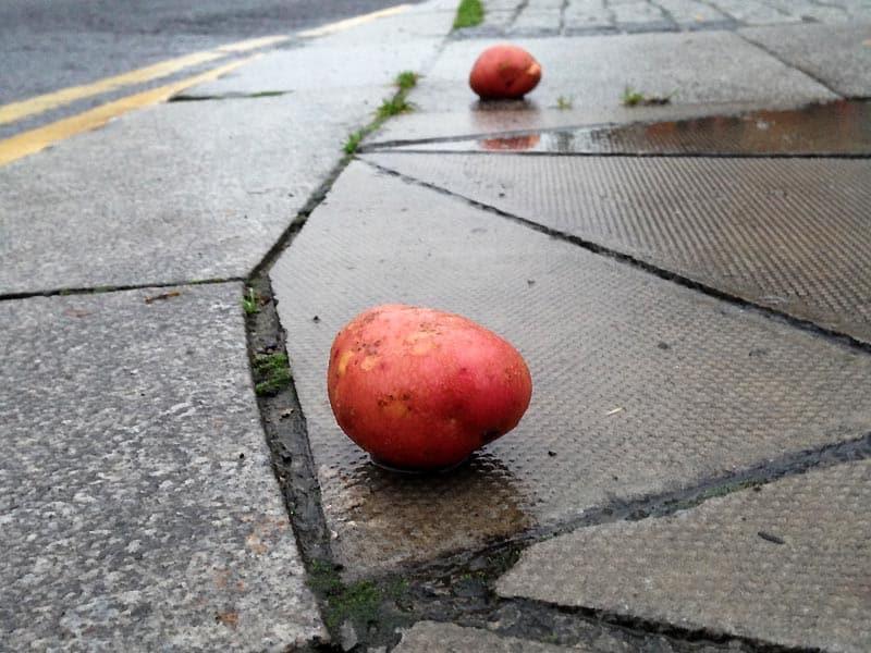 Kartofler i Dublin