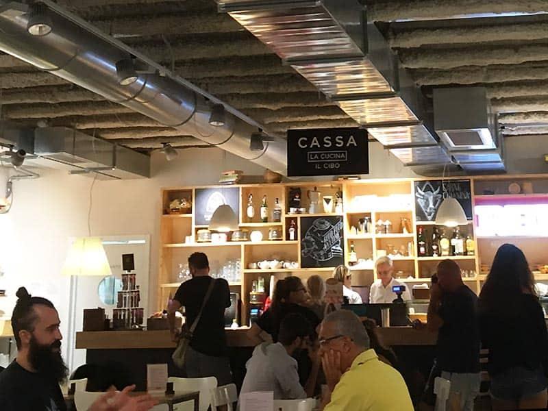 Boghandelsecaféen RED - caféer i Firenze