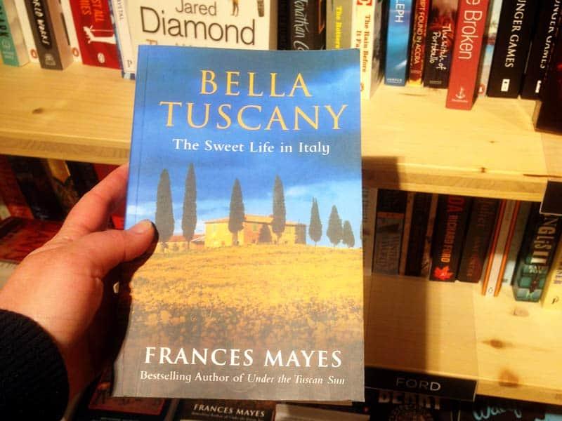 Bøger på RED - caféer i Firenze