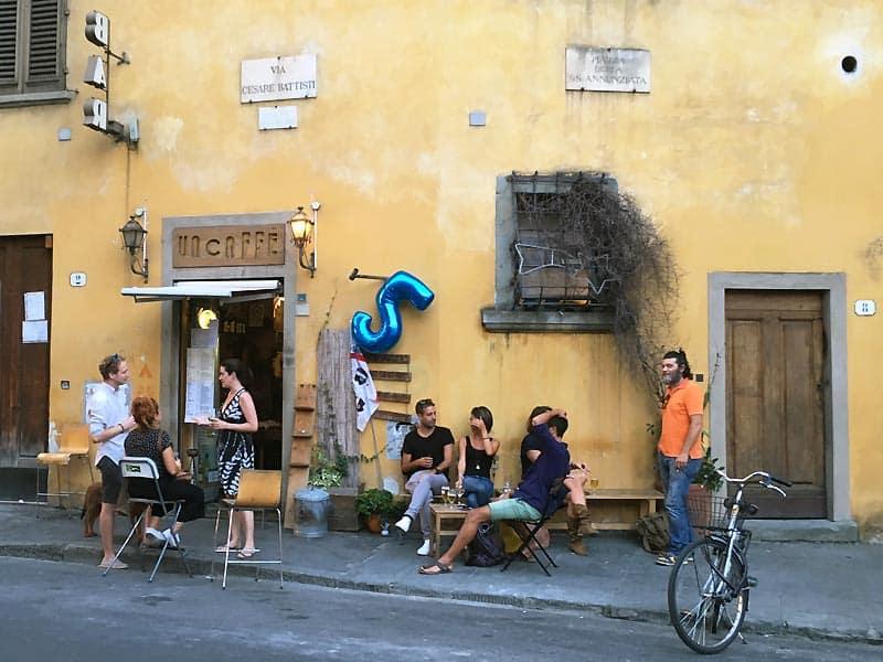 Un Caffé - caféer i Firenze