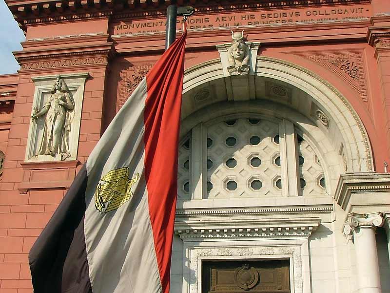 Det Egyptiske Museum - oplevelser i Kairo