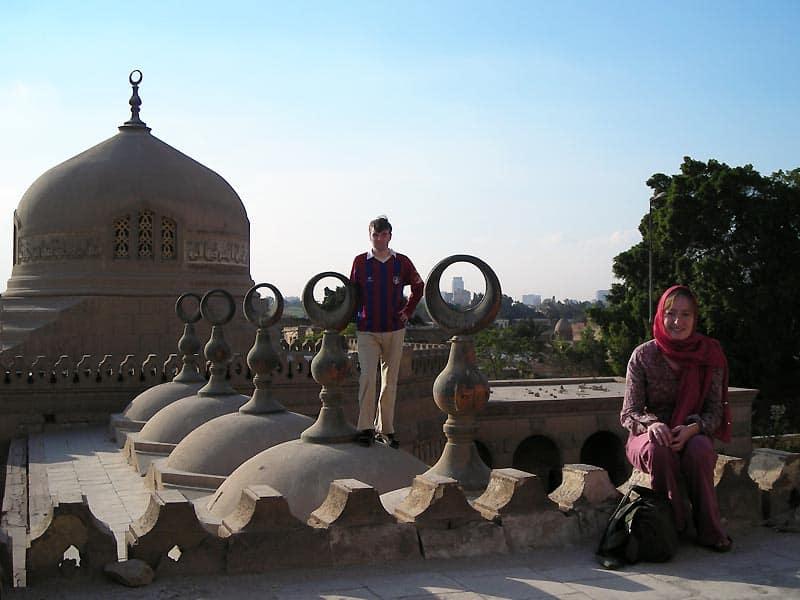 På udflugt i De Dødes By - oplevelser i Kairo