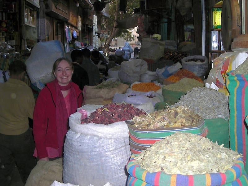 Khan el Khalili - oplevelser i Kairo