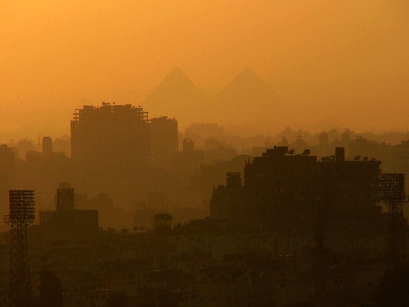 Pyramiderne og Kairo - oplevelser i kairo
