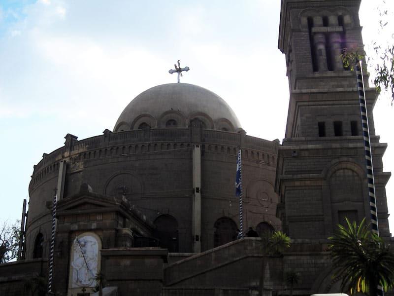 Koptisk Kairo - oplevelser i Kairo
