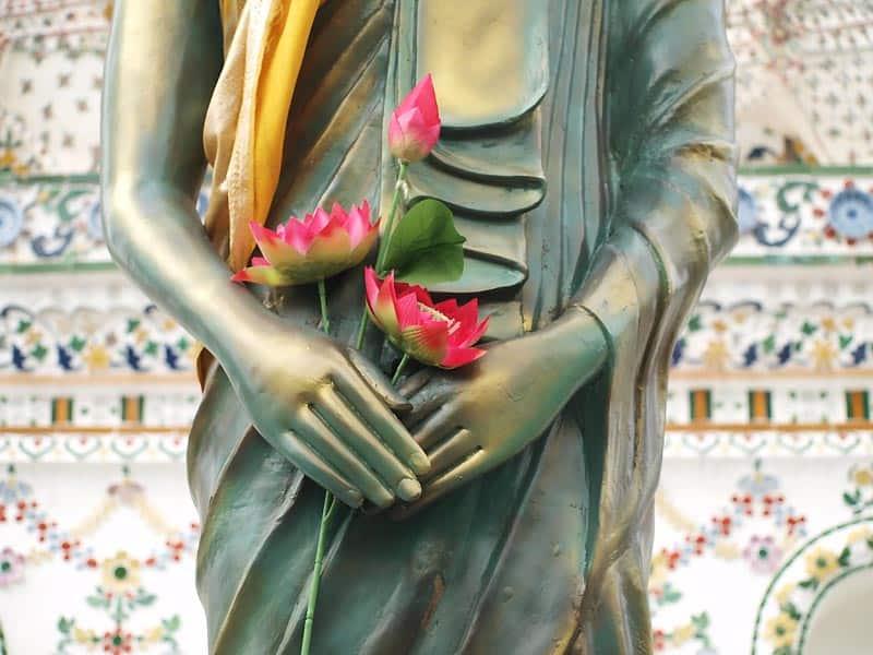 Blomster og Buddha i Bangkok - Globetrotters