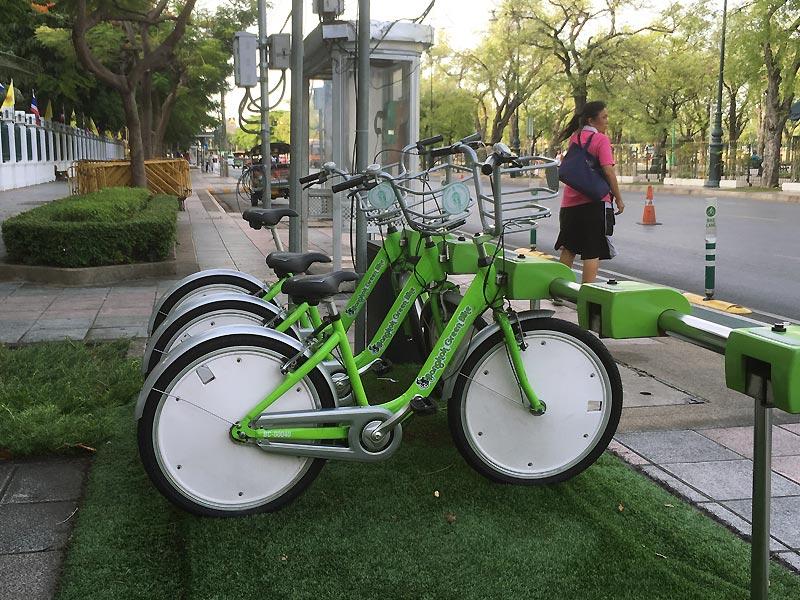 Lej en cykel - det er god økoturisme