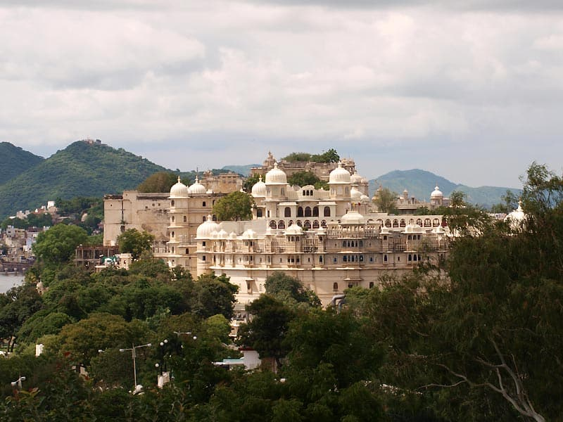 City Palace i Udaipur
