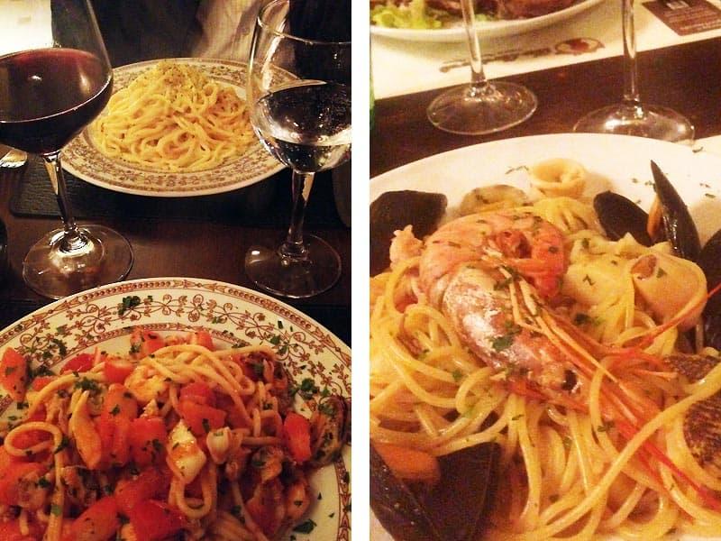 Pasta i Firenze