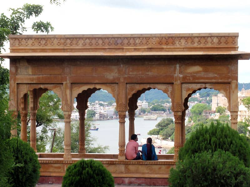Romantik i Udaipur