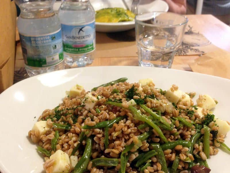 Sund mad i Firenze