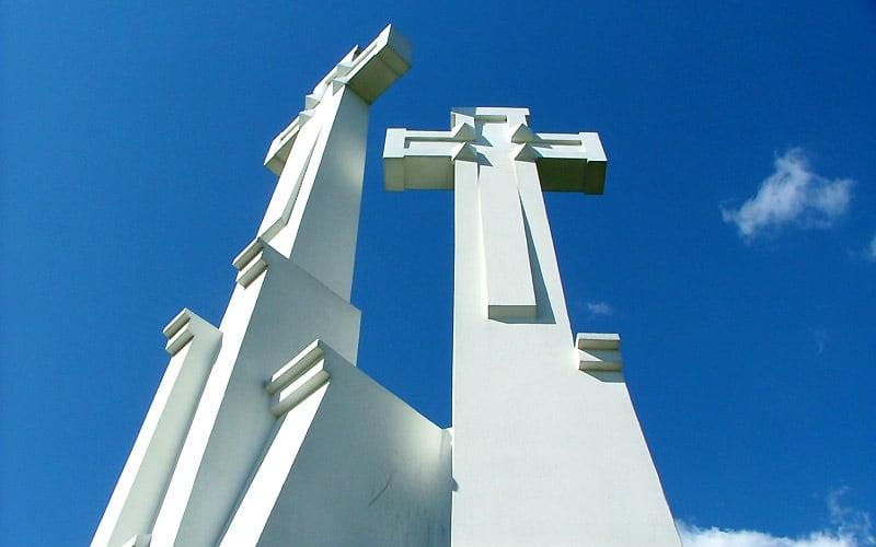 De tre kors i Vilnius