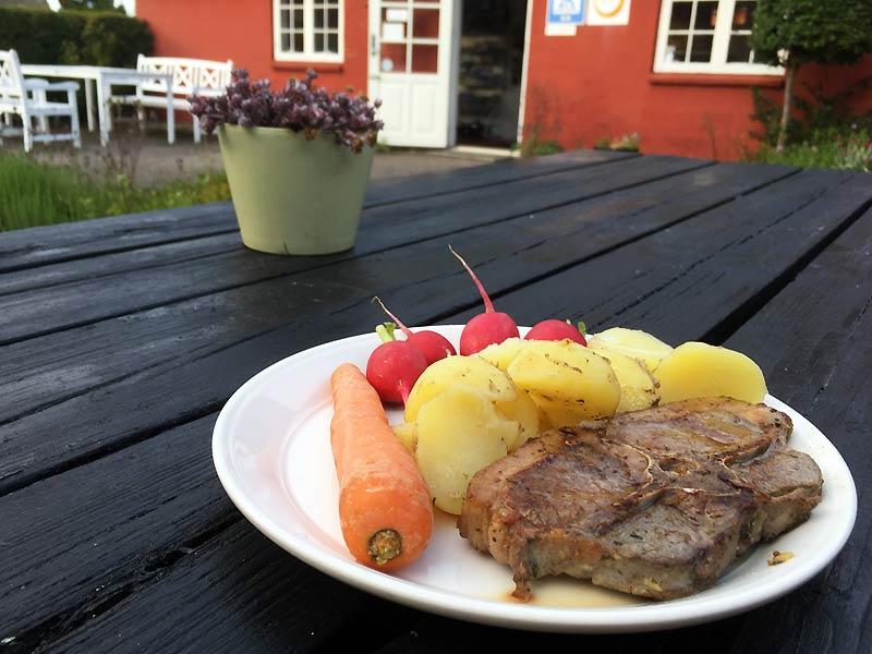 Virkelig god lokal mad fra Rømø