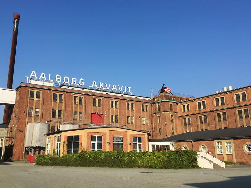 Spritfabrikken i Aalborg - Arbejder Aalborg