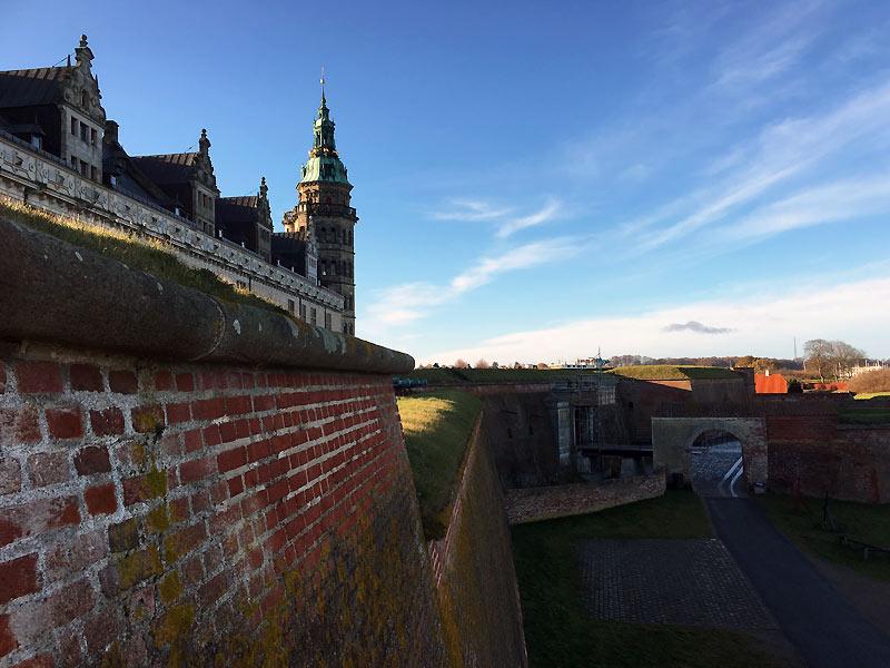 Kronborg i Helsingør og Seværdigheder i Helsingør