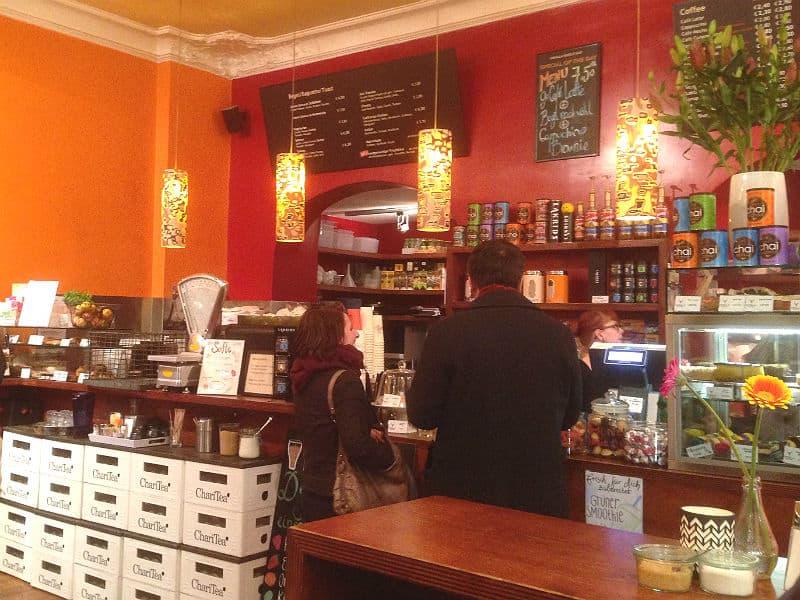 Impala Coffee i Berlin