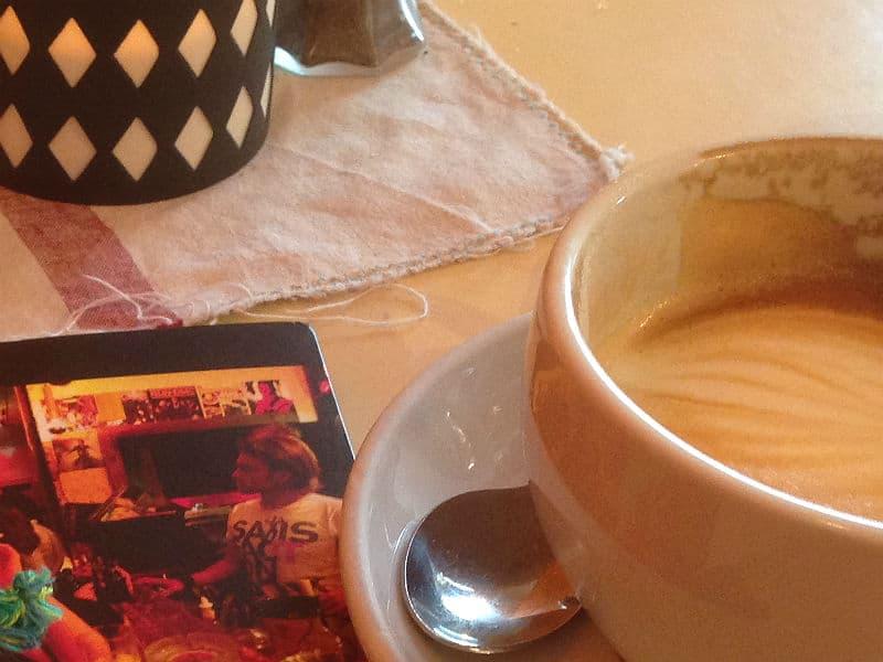 Kaffe Impala Coffee i Berlin