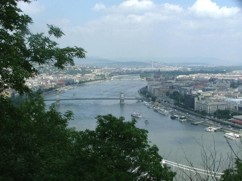 Budapest - en smuk by i Østeuropa
