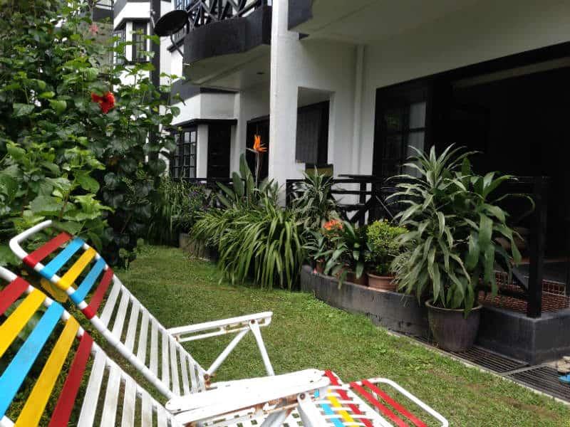 Gerard's Place i Tanah Rata i Cameron Highlands i Malaysia
