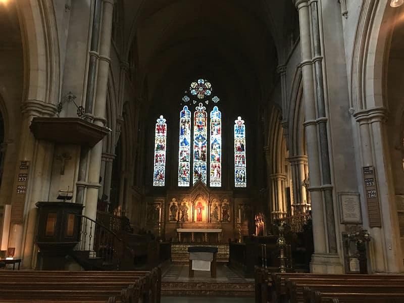 Kirke i London