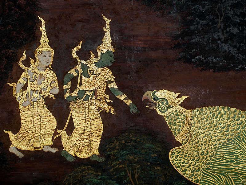 Ramakien et spændende eventyr