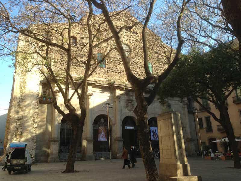 Kirken Parròquia de Sant Agustí i Barcelona