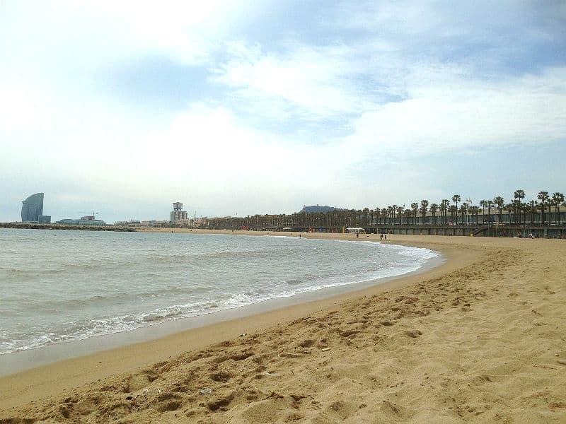 La Barceloneta - Barcelonas strand