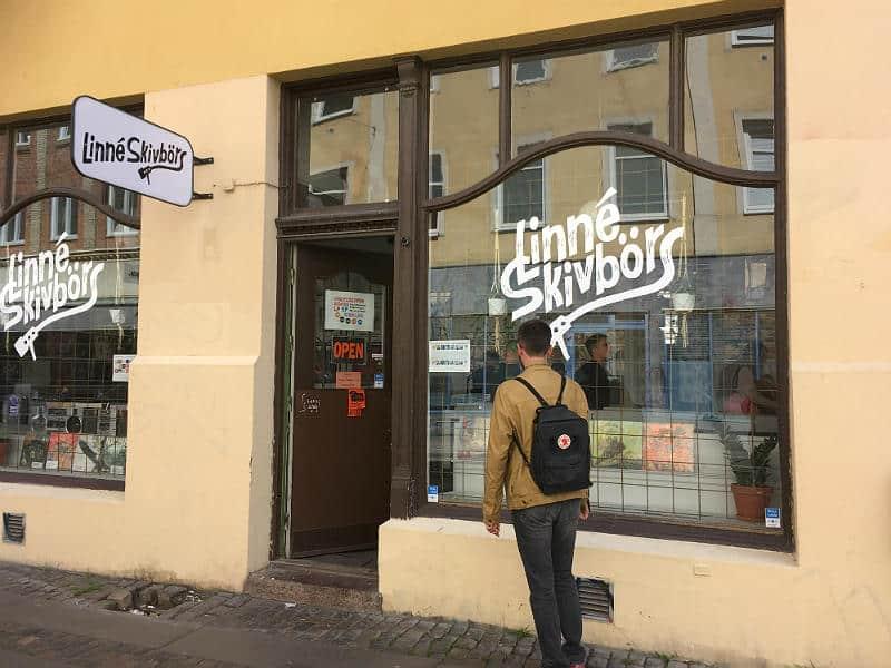Kenneth Karl Nielsen fra Globetrotters.dk i Gøteborg