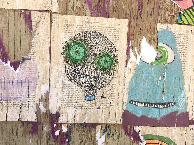 Street art i Gøteborg