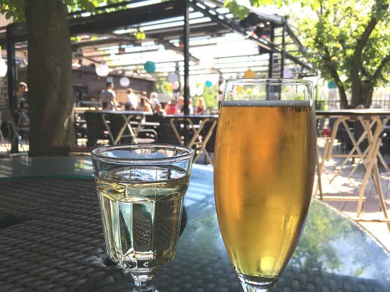 Nyd et glas vin eller en fadøl, når I er på weekendtur i Gøteborg