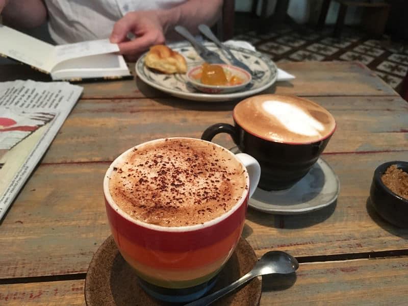 God kaffe i Hanoi