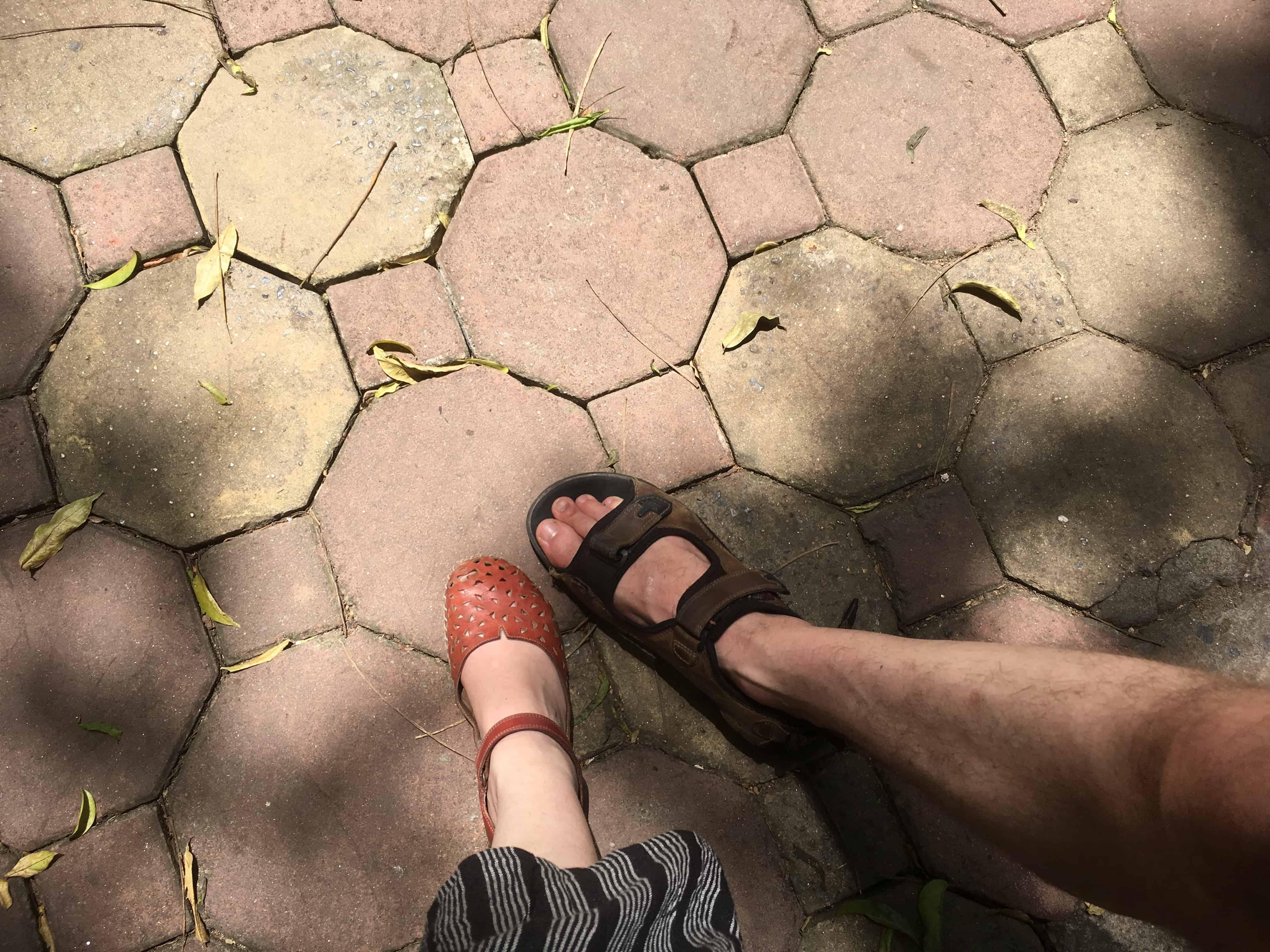 Gå rundt i Hanoi - slow travel i Hanoi