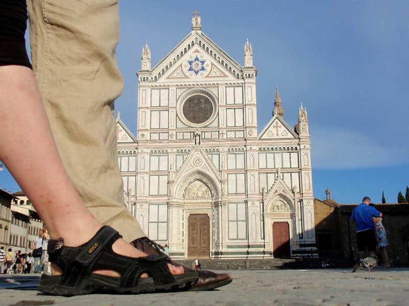 Gå rundt på din storbyferie i Firenze - Globetrotters.dk