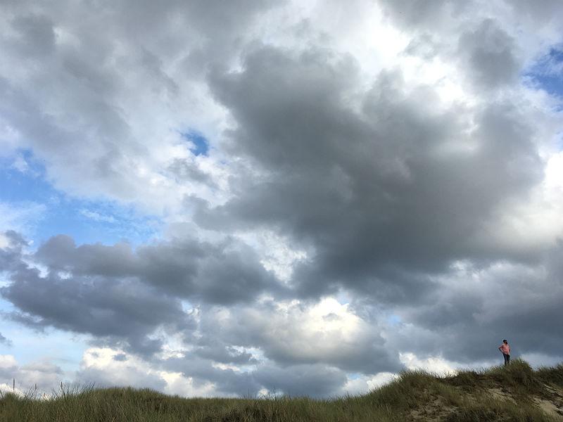Storslået dansk natur