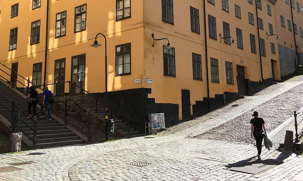 Gå rundt på din storbyferie - Stockholm - Globetrotters