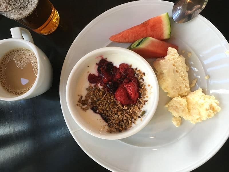 Morgenmad på Vann Spa - Globetrotters.dk
