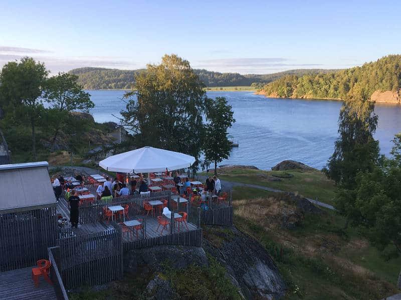 Vann Spa ligger ved Gullmarsfjorden i Sverige - Globetrotters.dk